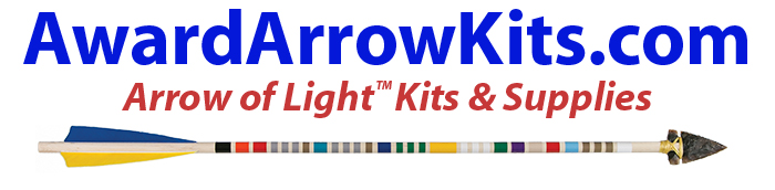 Arrow Of Light Kit Everything You Need To Make Your Arrow Of Light