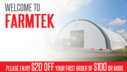 FarmTek - Hydroponic Fodder Systems, Farming & Growing