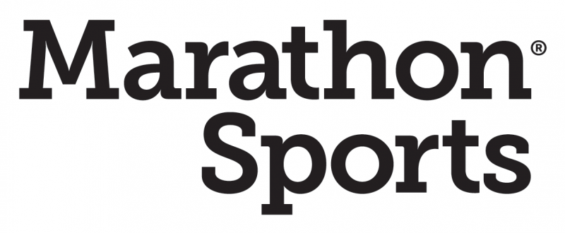 Image result for marathon sports logo