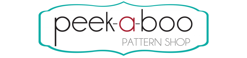 PDF Sewing Patterns | Peek-a-Boo Pattern Shop