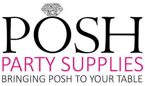 Wine Gl Posh Party Supplies